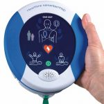 AED 350P Automated External Defibrillator